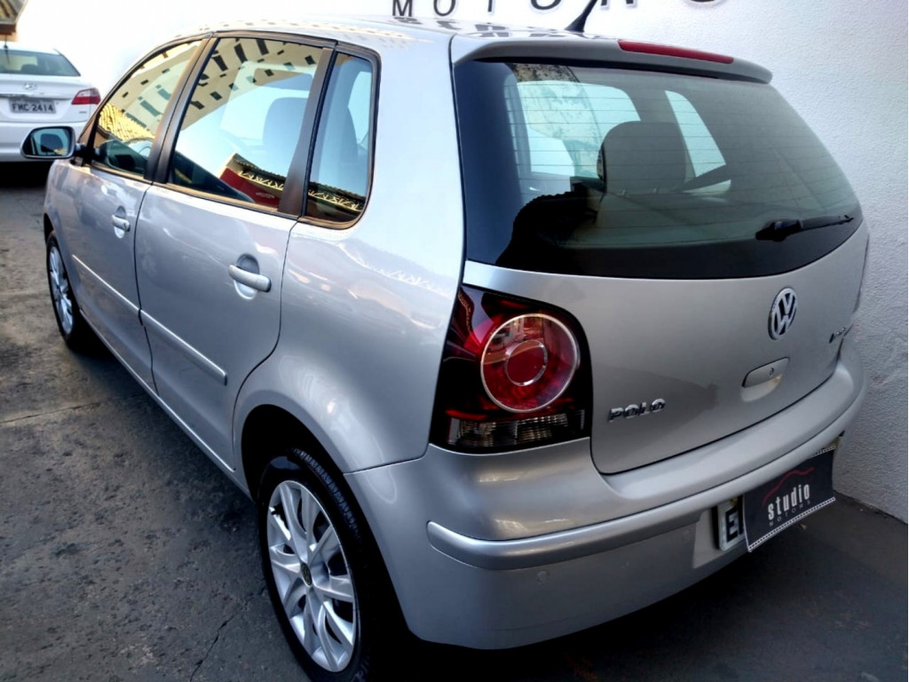 Polo Hatch 1.6 4P FLEX I-MOTION AUTOMATIZADO